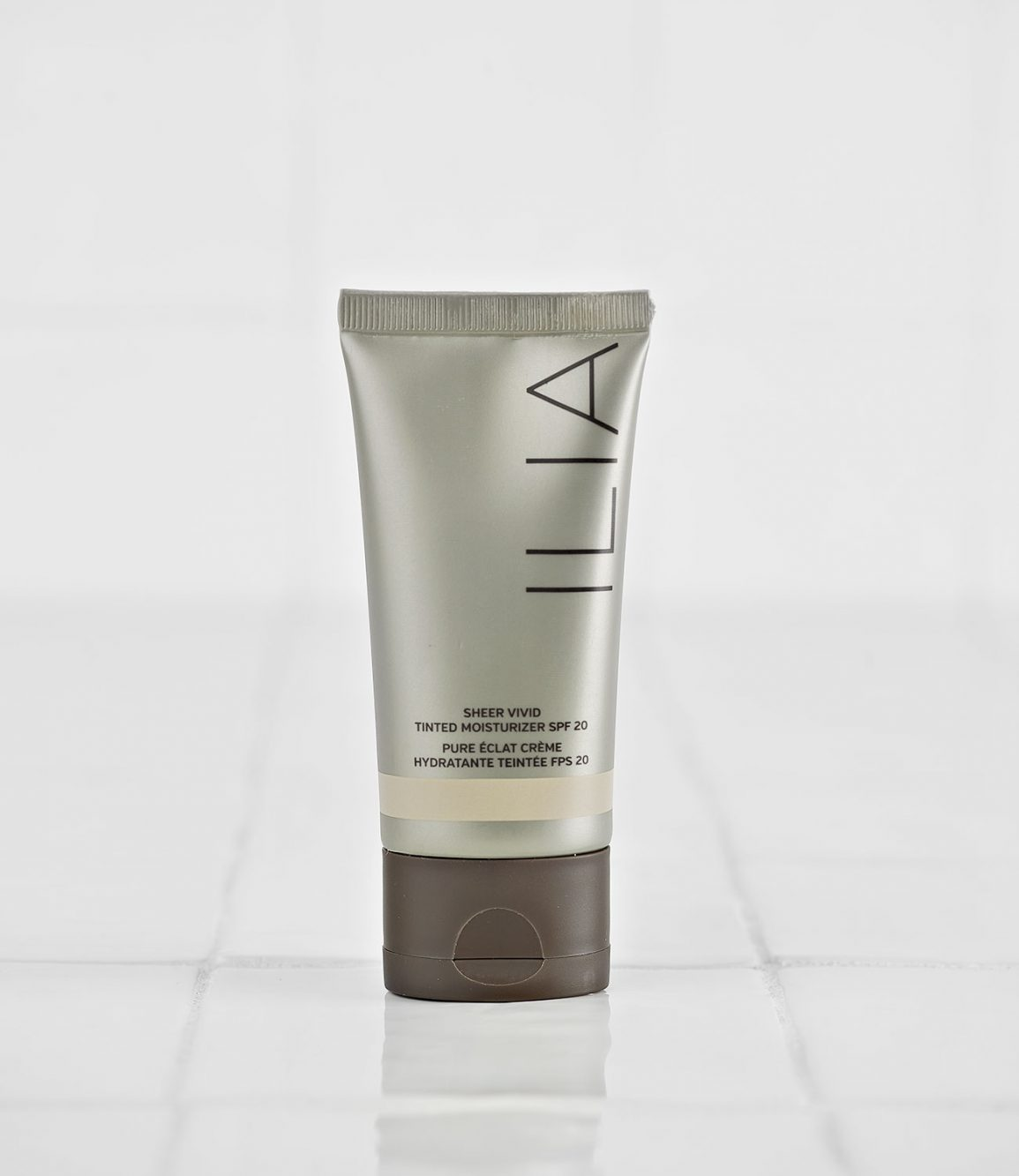 Crème hydratante teintée Ilia - Maquillage naturel