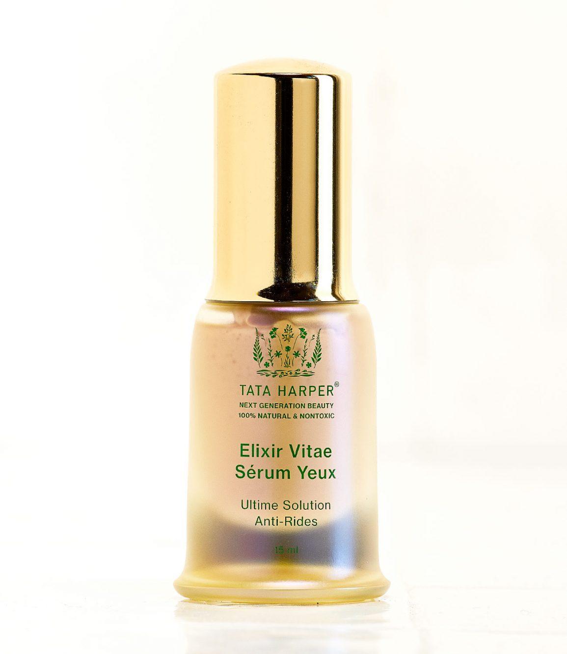 Elixir Vitae serum yeux par Tata Harper