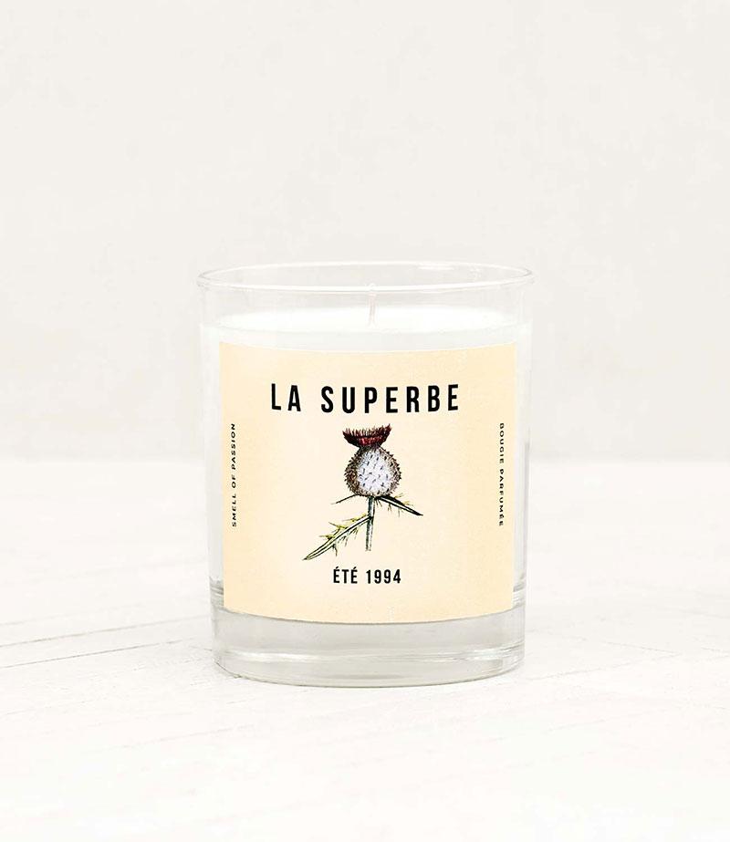 Bougie parfumée La Superbe Eté 1994